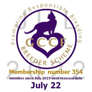 GCCF Breeder Scheme